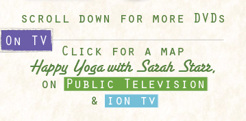 Click to view a Map of Happy Yoga on TV
