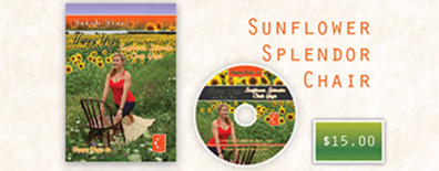 Sunflower Splendor | Chair Yoga | Happy Yoga with Sarah Starr