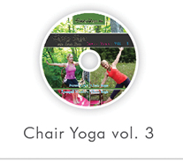 Happy Yoga with Sarah Starr | Chair Yoga Volume 3