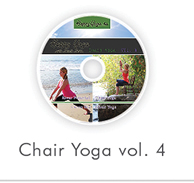 Happy Yoga with Sarah Starr | Chair Yoga Volume 4