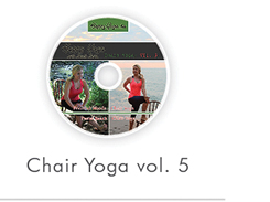 Happy Yoga with Sarah Starr | Chair Yoga Volume 5