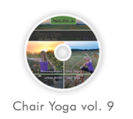 Happy Yoga with Sarah Starr | Chair Yoga Volume 9