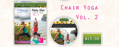 Flowing River | Chair Yoga