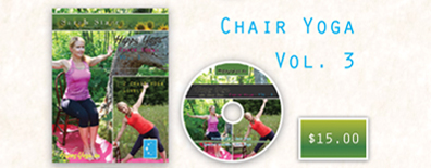 Happy Chair Yoga Vol. 3 | Happy Yoga with Sarah Starr
